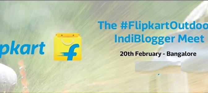 IndiMeet #FlipkartOutdoors – Bangalore 2016