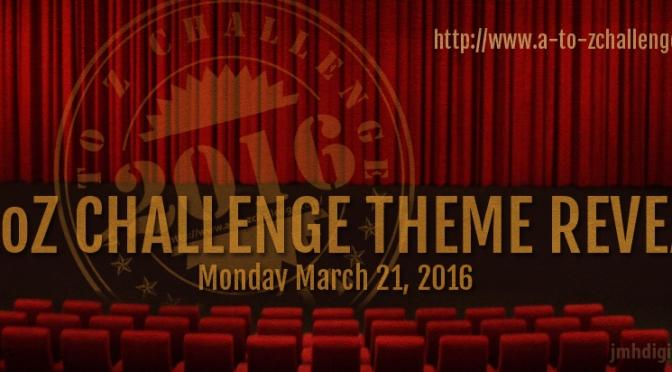 Drum Roll – #AtoZChallenge -Theme Reveal 2016