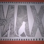 for a friend's german shepherd called MAX
