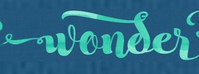 #AtoZChallenge DAY23: W for WONDER