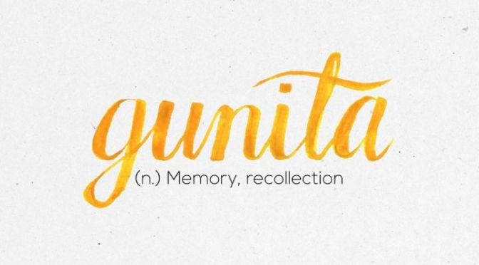 GUNITA – Word High July