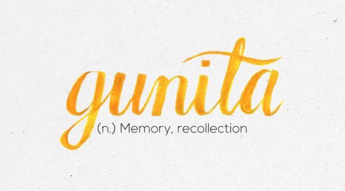 GUNITA – Word High July