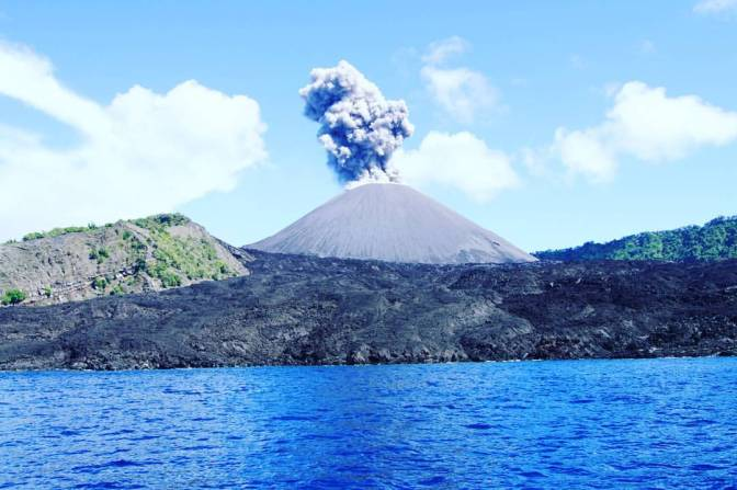 #ATOZCHALLENGE DAY 21: V for VOLCANOES of the Islands